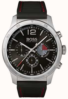 Boss Reloj cronógrafo profesional para hombre negro. 1513525