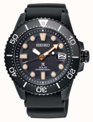 Seiko Edición limitada de la serie Prospex Sea Black SNE493P1