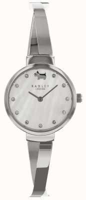 Radley Señoras de plata 26 mm caso RY4333