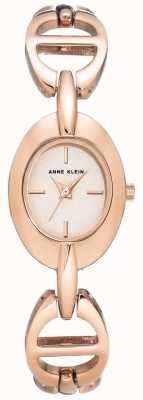 Anne Klein Para mujer teri rosa dorado AK/N3122RGRG