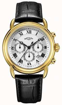 Rotary Reloj cronógrafo para hombre canterbury GS05333/21