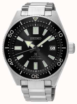 Seiko Prospex divers Recreation reloj automático con esfera negra SPB051J1