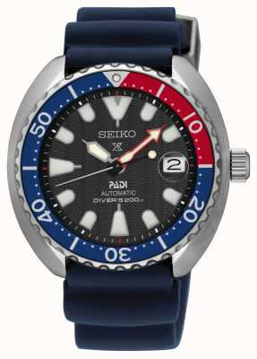 Seiko | prospex | padi | mini tortuga marina | automático | buzo | SRPC41K1