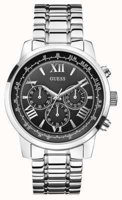 Guess Reloj para hombre y conjunto de regalo de gemelos UBS00004