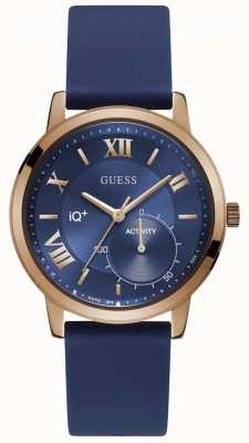 Guess IQ + smartwatch híbrido unisex C2004G2