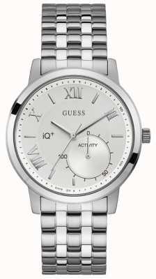 Guess Reloj inteligente hombre iq + hybrid C2004G3