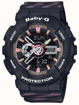 Casio Baby-g chance alarma cronógrafo BA-110CH-1AER