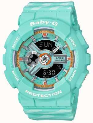 Casio Baby-g chance alarma cronógrafo BA-110CH-3AER
