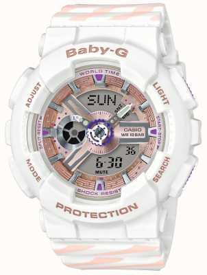 Casio Baby-g chance alarma cronógrafo BA-110CH-7AER