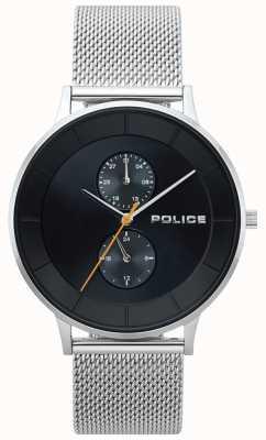 Police Reloj de hombre de malla de acero Berkeley 15402JS/02MM