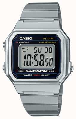 Casio Iluminador digital clásico de núcleo vintage B650WD-1AEF