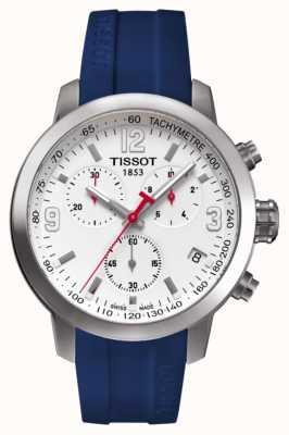 Tissot Mens prc 200 edición especial natwest 6 nations ver T0554171701704