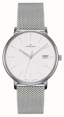Junghans Forma correa de malla de acero damen reloj 047/4851.44