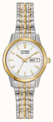 Citizen Ladies expansión pulsera Eco-Drive EW3154-90A
