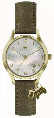 Radley Reloj de mujer liverpool correa de bronce RY2590