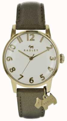 Radley Reloj de mujer liverpool correa de bronce RY2594