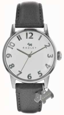 Radley Reloj para mujer liverpool street correa de plata RY2593