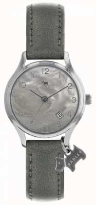 Radley Reloj para mujer liverpool street correa de plata RY2591