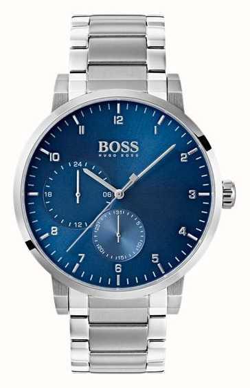beeea6d9245a Hugo Boss Reloj Para Hombre Con Reloj De Oxígeno Reloj De Pulsera De ...