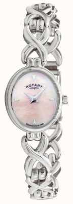Reloj Rotary Señora Plata LB20214/07  LBI20214/07