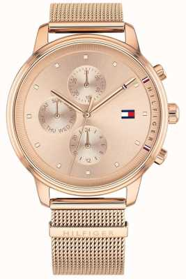 Tommy Hilfiger Ladies womens blake chronograph día y fecha diaplay 1781907