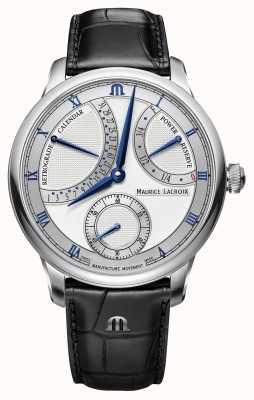 Maurice Lacroix Reloj automático retrogrado calendario de la obra maestra MP6568-SS001-132-1