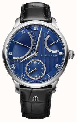 Maurice Lacroix Reloj automático retrogrado calendario de la obra maestra MP6568-SS001-430-1