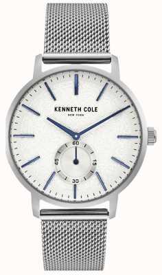 Kenneth Cole Reloj subdial de acero inoxidable para hombre KC50055002