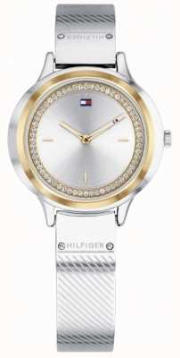 Tommy Hilfiger Reloj olivia de acero inoxidable para mujer 1781912