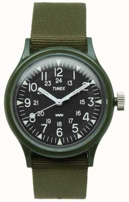 Timex Reloj de pulsera de nylon para mujer mk1 36 mm TW2P88400