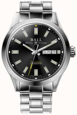 Ball Watch Company Ingeniero de edición limitada iii resistencia 1917 clásico 40 mm NM2182C-S4C-BK