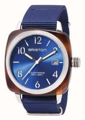Briston Clubmaster sport icons correa azul 17142.SA.TS.9.NNB