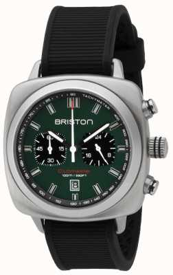 Briston Correa negra mate Clubmaster sport british green 16142.S.SP.16.RB