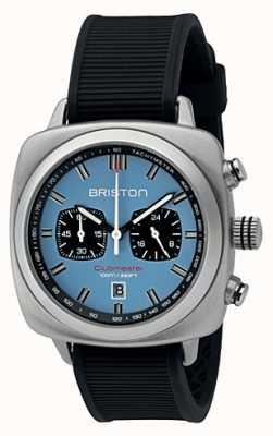 Briston Clubmaster sport rubber negro mate azul claro 16142.S.SP.18.RB