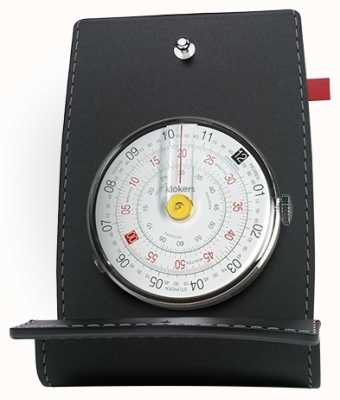 Klokers Escritorio y bolsillo Klok 01 amarillo reloj KLOK-01-D1+KPART-01-C2