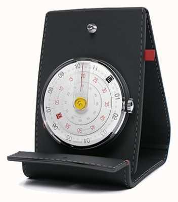 Klokers Escritorio y bolsillo Klok 01 negro reloj KLOK-01-D2+KPART-01-C2