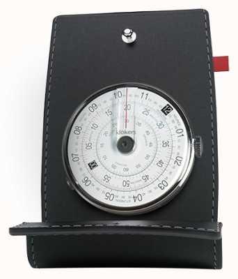 Klokers Cabezal de reloj Klok 01 negro y bolsillo KLOK-01-D2+KPART-01-C2