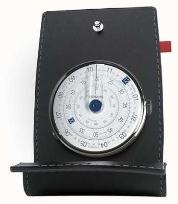 Klokers Klok 01 reloj azul escritorio y bolsillo KLOK-01-D4.1+KPART-01-C2