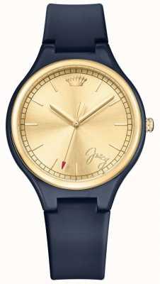 Juicy Couture Reloj soñadora para mujer navy day 1901643