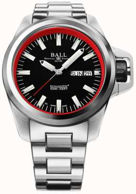 Ball Watch Company Edición limitada devgru engineer hydrocarbon NM3200C-SJ-BKRD