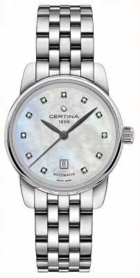 Certina Ds steel podium lady automático 29mm C0010071111600