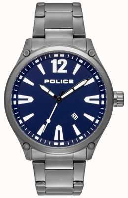 Police Dentón para hombre PL.15244JBU/03M