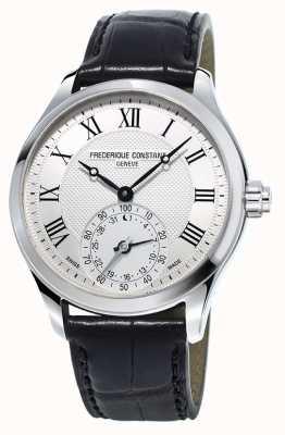 Frederique Constant Reloj horological hombre correa negra FC-285MC5B6