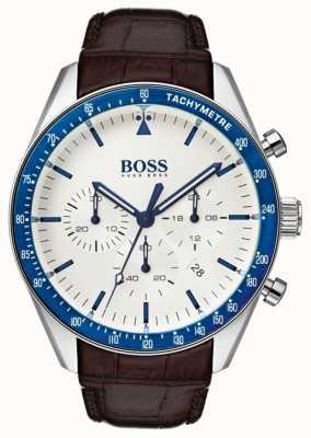 Hugo Boss Esfera blanca trofeo para hombre 1513629