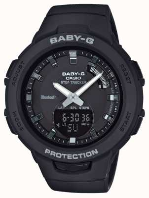 Casio Rastreador de pasos bluetooth G-Squad BSA-B100-1AER