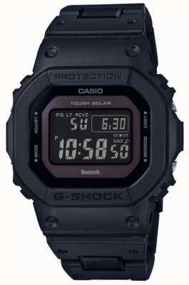 Casio G-shock bluetooth banda compuesta de radio control negro GW-B5600BC-1BER