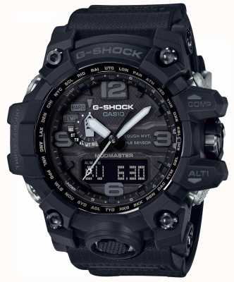 Casio G-shock premium mudmaster radio control correa negro GWG-1000-1A1ER