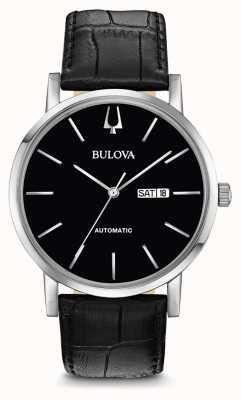 Bulova Reloj automático americano de podadoras para hombres 96C131