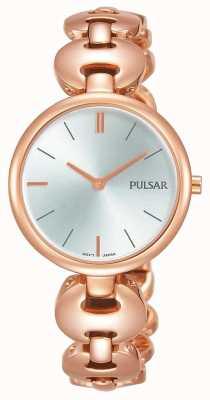 Pulsar Reloj plateado oro rosa plateado para mujer PM2268X1