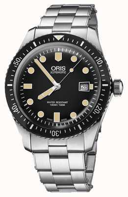 Oris Divers sesenta y cinco visualización de fecha automática 01 733 7720 4054-07 8 21 18
